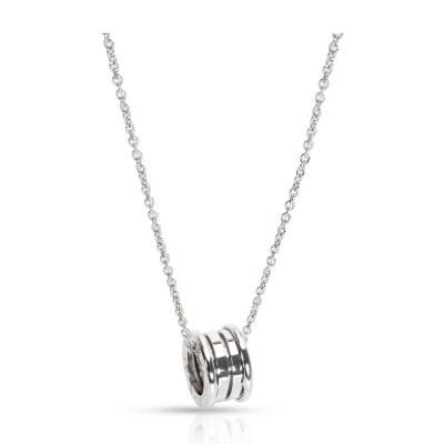 Bulgari B Zero 1 Necklace in 18KT White Gold