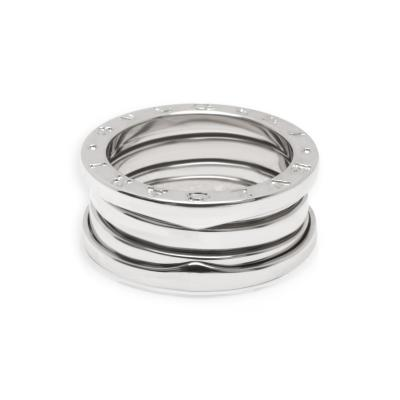 Bulgari B zero1 Ring in 18KT White Gold Size 53