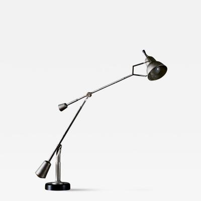 Buquet Chrome Table Lamp