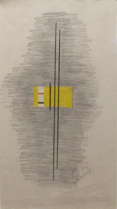 Burgoyne A Diller Study for Wall Construction