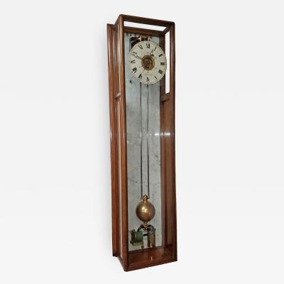 C 1920 French Electro Mechanical Meter Brilli Clock