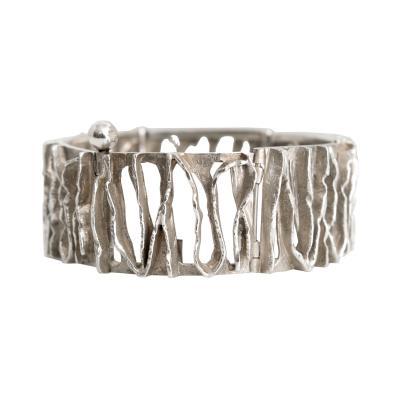 C Holm Silver Bracelet from C Holm Denmark 1950s