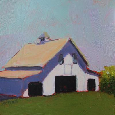 CAROL C YOUNG BARN WITH WINGS