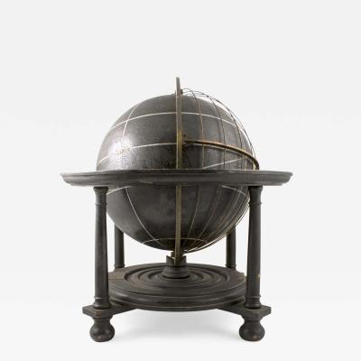 CELESTIAL GLOBE SWEDEN EARLY 19TH CENTURY