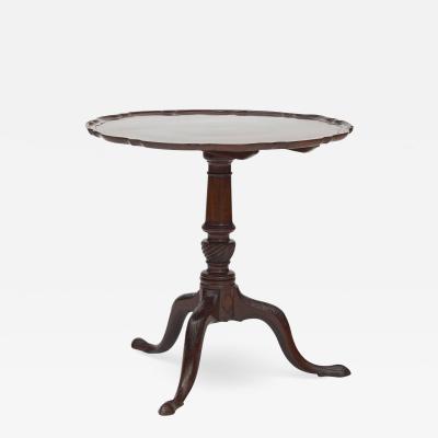 CHIPPENDALE TILT TOP TABLE ENGLAND 1750 1770