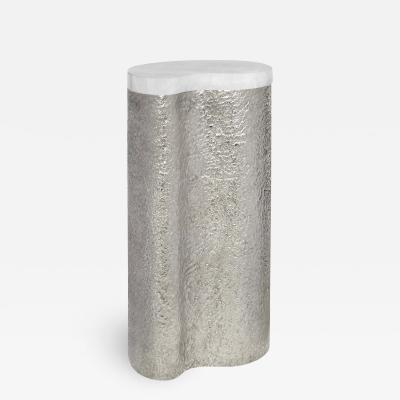 CLO I Rock Crystal Side Table by Phoenix