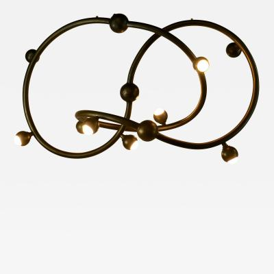 CP Lighting Christopher Poehlmann Mobius Chandelier