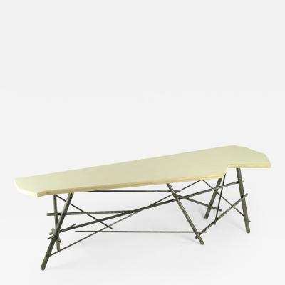 CP Lighting Christopher Poehlmann Modern Rustic FreeEdge Bench