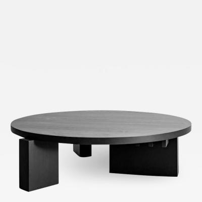 CUBIST ROUND COFFEE TABLE