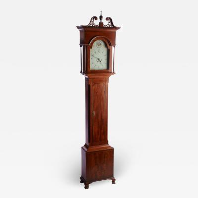 CUMBERLAND COUNTY TALL CASE CLOCK