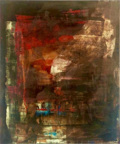 Caleb Weiss Caleb Weiss 2018 Painting LP08