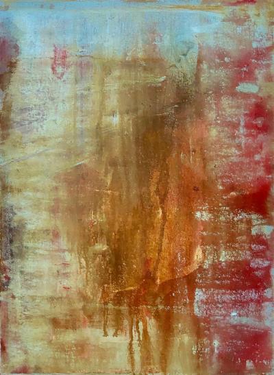 Caleb Weiss Caleb Weiss 2019 painting LP01