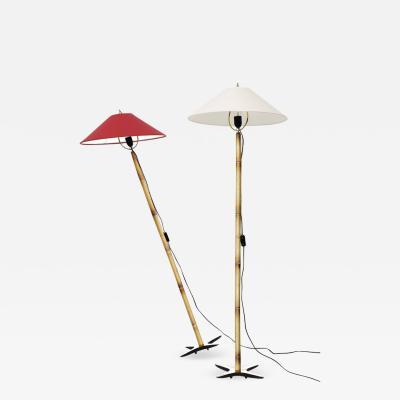 Carl Aub ck Carl Aub ck X Lamp Floor Lamp