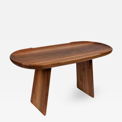 Carl Aub ck Carl Aubo ck Model 3511 Walnut Table