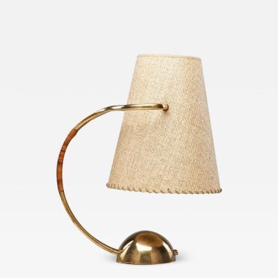 Carl Aub ck Carl Aubock Brass Lamp
