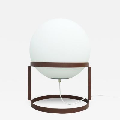 Carl Aub ck Rare Table Lamp Tischkugelleuchte by Carl Aub ck 1969