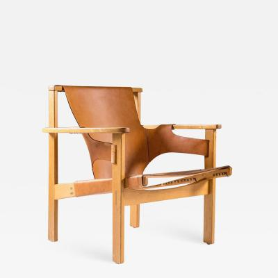 Carl Axel Acking Scandinavian Easy Chair Trienna by Carl Axel Acking for NK