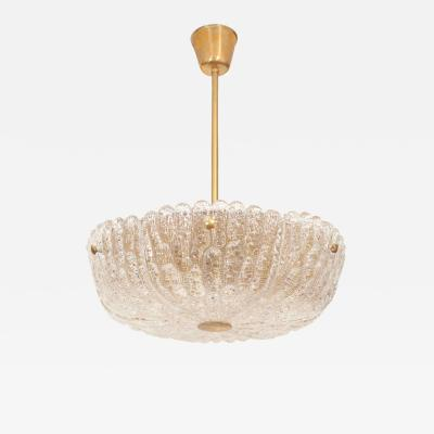 Carl Fagerlund Carl Fagerlund for Orrefors Chandelier
