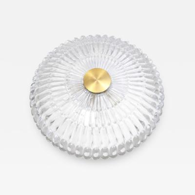Carl Fagerlund Ceiling Light by Carl Fagerlund for Orrefors