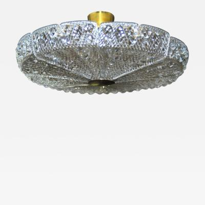Carl Fagerlund Chandelier by Carl Fagerlund for Orrefors 3 available