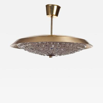 Carl Fagerlund Chandelier by Carl Fagerlund for Orrefors