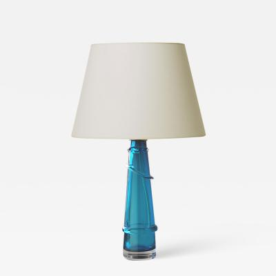 Carl Fagerlund Lyrically Elegant Pair of Table Lamps by Carl Fagerlund