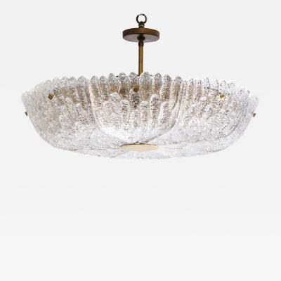 Carl Fagerlund Massive Carl Fagerlund Pendant Fixture for Orrefors
