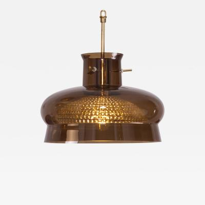 Carl Fagerlund Pendant Lamp by Carl Fagerlund for Orrefors