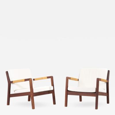 Carl Gustav Hiort af Orn s Carl Gustaf Hiort af Orn s Pair of Lounge Chairs by Carl Gustav Hiort af Orn s 1950s