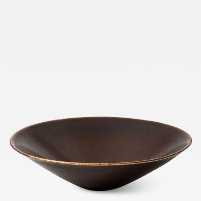 Carl Harry St lhane Bowl Produced by R rstrand in Sweden