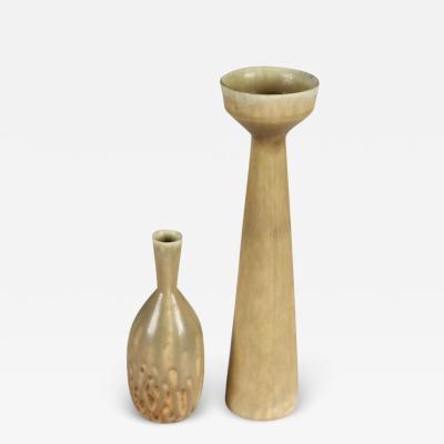 Carl Harry St lhane Carl Harry St lhane Vases 1950s