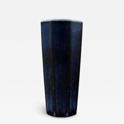 Carl Harry St lhane Large ceramic vase Rare form