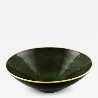 Carl Harry St lhane Stoneware bowl
