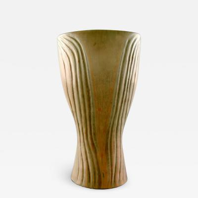Carl Harry St lhane Stoneware vase Rare form