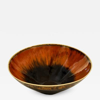 Carl Harry Stalhane Bowl by Carl Harry Stalhane For Rostrand
