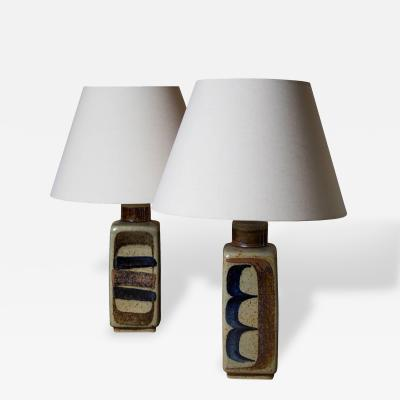 Carl Harry Stalhane Carl Harry Stalhane Pair of Table Lamps R rstrand