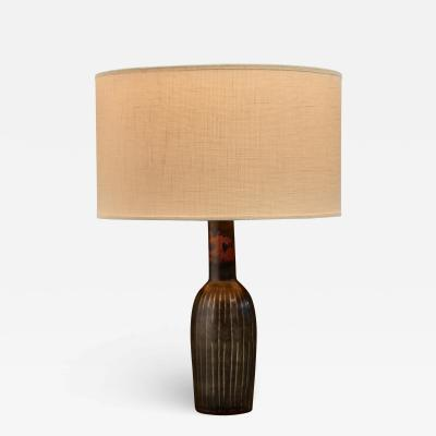 Carl Harry Stalhane Carl Harry Stalhane ceramic table lamp