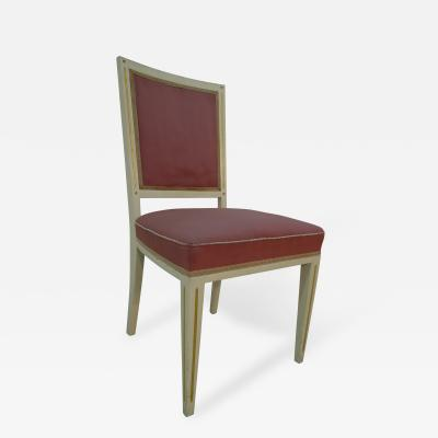 Carl Heinz Schwennicke Bellevue Palace Chairs