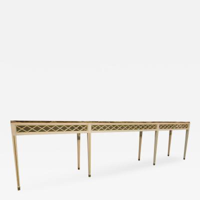 Carl Heinz Schwennicke The Bellevue Palace Console Table