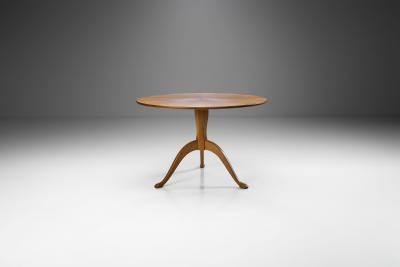 Carl Malmsten Berg Coffee Table by Carl Malmsten for Erik Johansson Sweden 1950s
