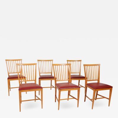Carl Malmsten Carl Malmsten VARDAGS chairs 1943 for Karl Anderson S ner