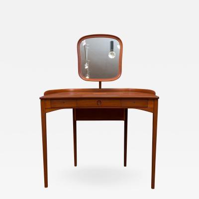 Carl Malmsten Carl Malmsten Vanity Table with Mirror