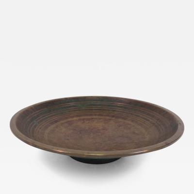 Carl Sorensen Bronze Bowl