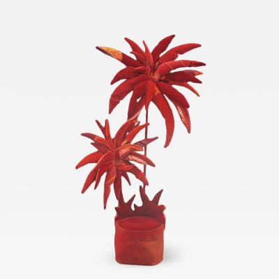 Carla Tolomeo Sculptural Palm Tree Chair by Carla Tolomeo Italy
