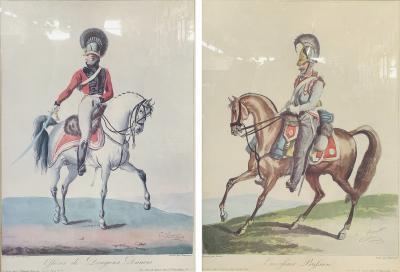 Carle Vernet Vernet Military Prints