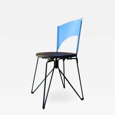 Carlo Bartoli Folding chair by Cardo Bartoli for Bonaldo Design 1980s