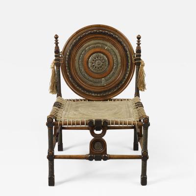 Carlo Bugatti Carlo Bugatti Side Chair