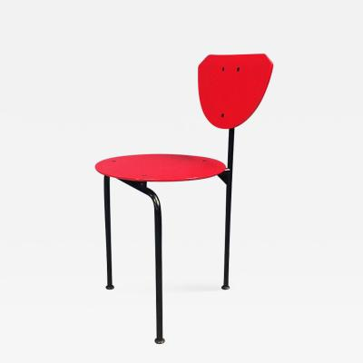 Carlo Forcolini Alien chair by Forcolini 1982