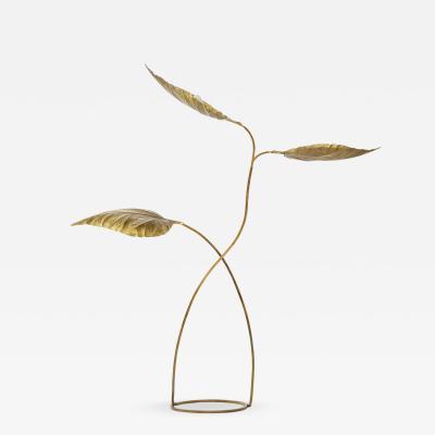 Carlo Giorgi Brass Floor Lamp