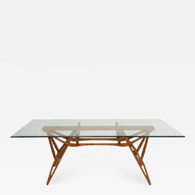 Carlo Mollino REALE TABLE DESIGNED BY CARLO MOLLINO ITALY 1950s